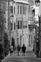 Streets of Tuscany-Bart Ceuppens
